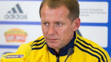 Рахаев: «Мы еще вливаемся в сезон»