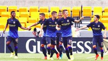 «Ман Сити» разгромил «Милан»
