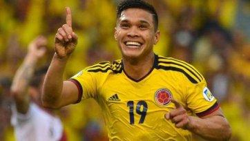 «Севилья» хочет подписать еще одного колумбийского форварда