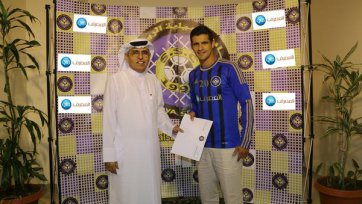 Официально: Кошта – стал игроком «Аль-Сайлия»