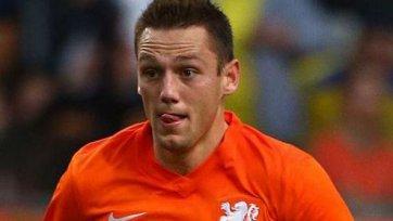Официально: Де Врей стал игроком «Лацио»
