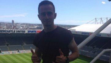 Полузащитник «Ньюкасла» изъявил желание играть за сборную России
