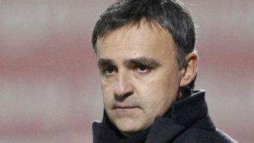 «Генк» уволил главного тренера