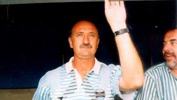 Сколари стал наставником бразильского «Гремио»