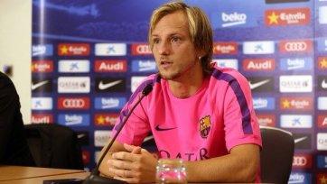Ракитич: «В «Барселоне» нужно работать не покладая рук»
