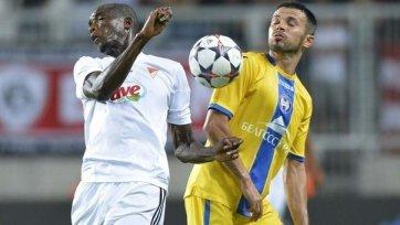 «Шериф» и БАТЭ проиграли свои матчи в квалификации к Лиге чемпионов