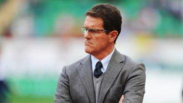 Капелло: «Я готов к отставке, если не будет доверия»