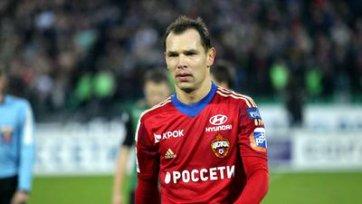 Игнашевич будет играть за ЦСКА до 2016-го года