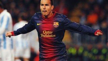 Педро: «Хочу остаться в «Барселоне» на долгие годы»
