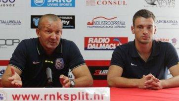 Григорчук: «В дуэли со «Сплитом» нас ждет довольно сложная и тяжелая игра»