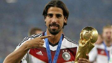 «Бавария» не собирается подписывать Хедиру