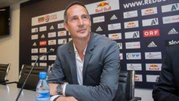 Хюттер: «Зальцбург» по-прежнему рассчитывает попасть в групповой этап»