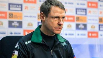 Кононов рассказал о целях и задачах команды на сезон