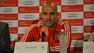 Гвардиола: «Этот сезон должен стать успешным для «Баварии».