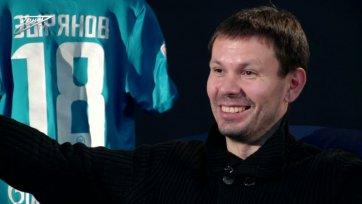 Зырянов – играющий тренер «Зенита-2»