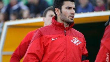 Таски не сыграет в матче против «Рубина»