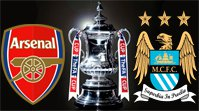 Арсенал - Манчестер Сити (3:0) (10.08.2014) Обзор Матча