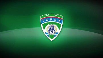 «Терек» заявил 24 футболиста на сезон-2014/2015