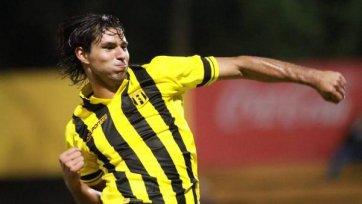 Дортмундская «Боруссия» покупает молодого парагвайского форварда