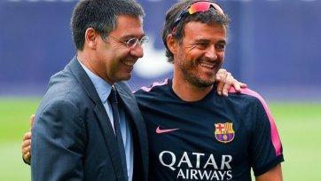 «Барселона» продолжает штудировать трансферный рынок