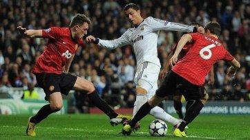 «Реал» сыграет против «МЮ» без Роналду