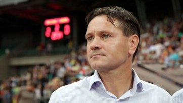 Аленичев: «Надеюсь, что размявшись на нас, «Зенит» пройдет в Лиге чемпионов АЕЛ»