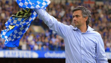 Жозе Моуринью: «Буду в «Челси», пока Абрамович этого хочет»