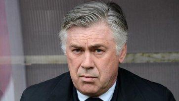 Карло Анчелотти: «Команда не привыкла играть без Криштиану Роналду»