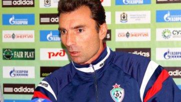 Александр Григорян: «Мы одержали неожиданную победу над «Тосно»