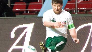 Кадыров: «Терек» показал настоящий футбол!»