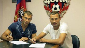 Братья Березуцкие еще два года будут защищать цвета ЦСКА