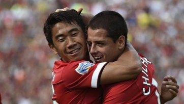 «Манчестер Юнайтед» может расстаться с Кагавой и Эрнандесом