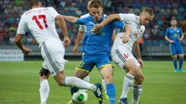 Белорусский БАТЭ пробился в следующий квалифай-раунд Лиги чемпионов