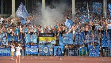 Благодаря «фанатам» питерский «Зенит» оштрафован на 420 тысяч
