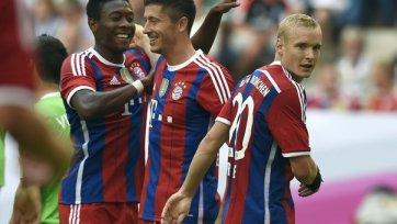 «Звезды МЛС» обыграли «Баварию» в товарищеском матче
