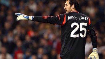 «Монако» хочет опередить «Милан» в борьбе за Лопеса