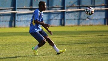 Мусса Думбия: «Очень хочу выйти на поле в матче с «Кубанью»