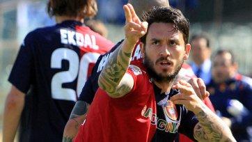 Маурисио Пинилья стал игроком «Дженоа»