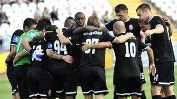 «Заря» в драматичном матче одолела «Мольде»