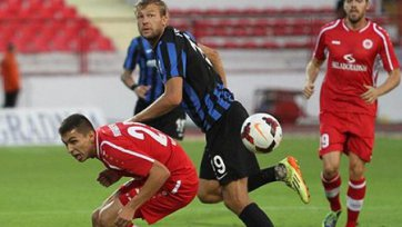 «Черноморец» при полном доминировании не сумел обыграть «Сплит»
