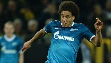 «Зенит» хочет, чтобы УЕФА сократил дисквалификацию Витселя