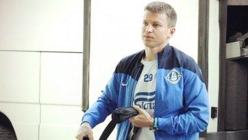 Официально: Ротань подписал контракт с «Днепром»