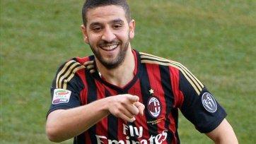 «Милан» предпримет еще одну попытку подписать Таарабта