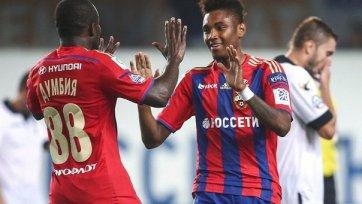 ЦСКА с минимальным счетом переиграл на выезде «Мордовию»