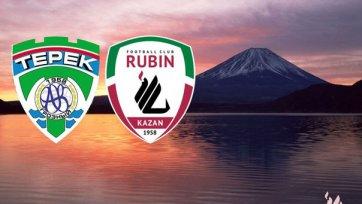 «Рубин» отвоевал ничью в Грозном
