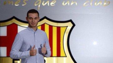 Официально: Вермален подпишет 5-летний контракт с «Барсой»