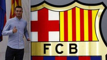 Вермален: «Каждый мечтает оказаться в таком клубе, как «Барса»