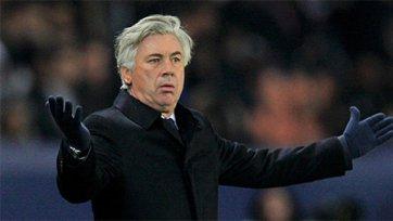 Карло Анчелотти заявил о готовности вновь выиграть Лигу чемпионов