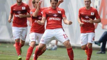 «Спартак» в драматичном матче обыграл «Динамо»