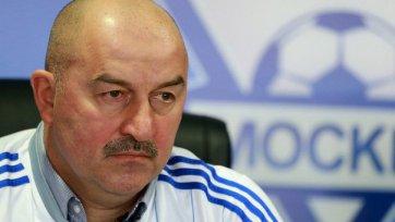 Станислав Черчесов: «Зрители думаю, остались довольны»